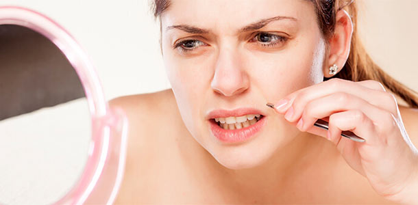 Dealing with Pesky and Potentially Painful Ingrown Hair